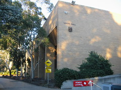 Union Hall, La Trobe University