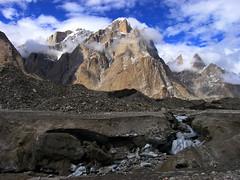 P7141394 (Kelly Cheng) Tags: pakistan mountain cathedral glacier getty trekday4paijutokhuburse baltoro altitude5866m elevation55006000m summitgrandcathedral mountainshimalaya pickbykc