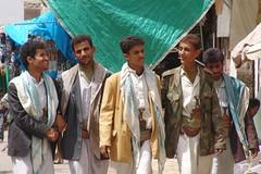 More Yemani boys from Sanaa (CharlesFred) Tags: middleeast arabia yemen arabian sanaa sana yemeni ancientcity arabianpeninsular