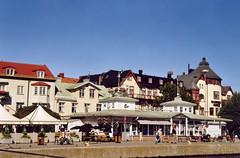 Waterfront, Vaxholm (Vince&Nick) Tags: vaxholm sweden