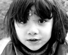 Mia 2 (lili bacques) Tags: hello portrait funny child enfant bonjour tenderness ola
