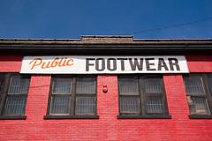 Public Footwear (BigFrank) Tags: publicfootwear publicmarket rochester ny