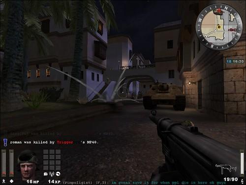 Wolfenstein: Enemy Territory Screenshot