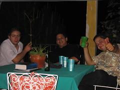 JuanFran, Roberto and Yuyo