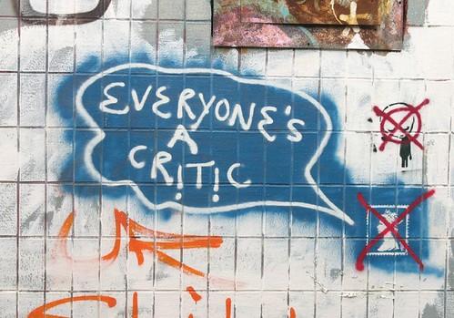 everyones a critic