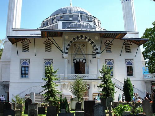 Mosque - Moschee