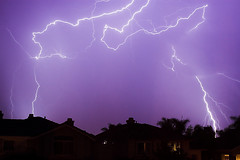Smiting the suburbs (fd) Tags: houses sky suburbs lightning lightproofboxcom
