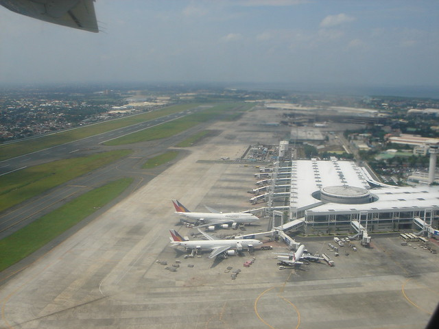Manila, Philippines - international airport