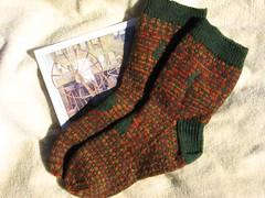 Lou's socks