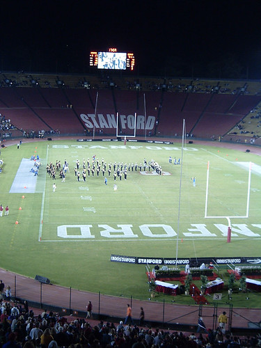 Aggies @ Stanford (Half-time Show)