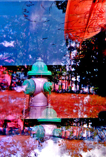 923 First Holga rolls - Hydrant multiple exposure mess scan 008