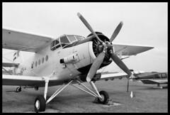 Antonov II (Gertjan R) Tags: antonov texel aeroplane vliegtuig