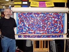 The Art of Politics (pfhyper) Tags: minnesota statefair 2005 politics