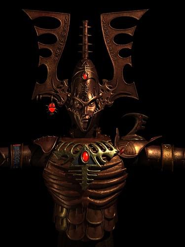 warhammer 40k art. Also from 40K. Fan art done