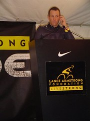 LiveStrong Ride with Lance Armstrong