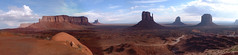 Monument Valley (quinet) Tags: monument valley arizona panorama