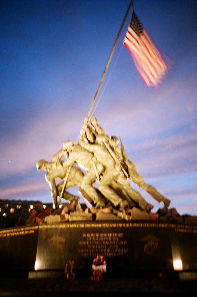 Iwo Jima Memorial - 24970033