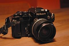 nikon analog camera nikonfa fa