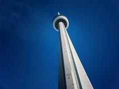 CN Tower (Mute*) Tags: mc05negativespace