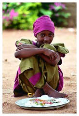 green and purple (janchan) Tags: africa portrait people green colors children purple documentary nigeria forward kano reportage fulani blm1 hausa carrymehome blackribbonicon whitetaraproductions
