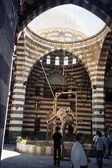 Khan As'ad Pasha (upyernoz) Tags: syria damascus sham     khanasadpasha