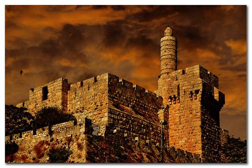 Jerusalem of Gold(Tower of David)