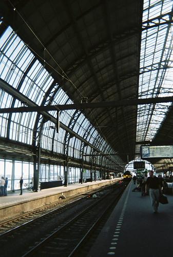 Amsterdam Centraal Platform