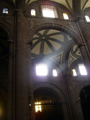 Interior Catedral (Alfonso_VA) Tags: church mexico df cathedral catedral zocalo