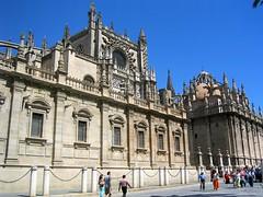 Sevilla (arslua) Tags: sevilla seville españa spain cathedral catedral ph227