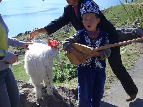Tian Shan vendors