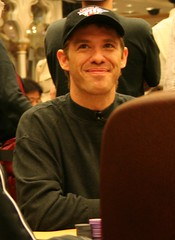 Layne Flack at the 2005 USPC TV Table