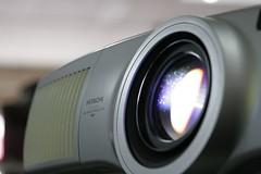 Hitachi X1250 LCD Projector by  Kieron