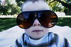 Max (.brian) Tags: baby sunglasses kid portrait face funny