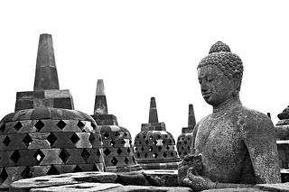 Texture and Buddha