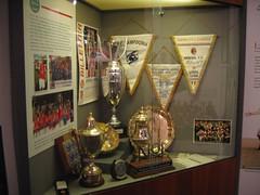 Even More Pennants And Trophies Qwghlm Tags Arsenal Arsenalstadium Highbury Football Soccer Stadium