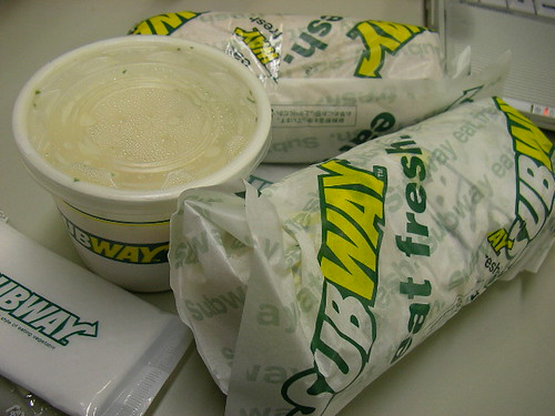 Subway breakfast subs and wraps are good for healthy and nutritional eating.