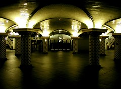 underground symmetry II ([phil h]) Tags: 2005 city paris france green topf25 topc25 topv111 topv2222 architecture 1025fav 510fav wow dark underground photo cool interesting lowlight topf50 topv555 topv333 october topf75 perfect europe shadows 500plus saintlazare metro availablelight space topv1111 topc50 mtro topv999 columns topv444 olive picasa olympus fv5 symmetry topv222 topf300 topc100 topv5555 utata fv10 blogged existinglight topv777 portfolio exquisite topv11111 topf150 cinematic notfv10 topv3333 parisist topf100 topv666 camedia deserted topf250 topf200 topv888 stlazare stumbleupon cinedof visit75008 75008 favcol hiphiutatafeature lucienbechmann