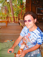 get_higher - enjoing Bong in Koh Tao (Retinafunk) Tags: thailand kohtao island sea travel bong smoke weed pipe marijuana bar