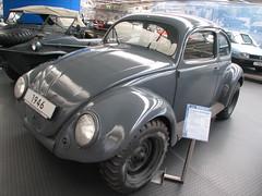 Wolfsburg Auto Museum (RainAtDawn) Tags: germany roadtrip wolfsburg museum volkswagen vag vw dub kommandeurwagen war army beetle fourwheeldrive 4wd allterrain wwii worldwar2 car