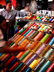 Glass Bangles, Jaipur