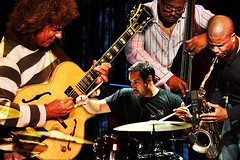 Pat Metheny Trio + 1 (Belltown) Tags: patmetheny trio guitar composite jazz liveperformance