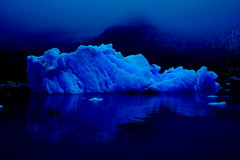 mystery #2 - svalbard water blue arctic spitsbergen iceberg mystery fine aliasgrace gallery thegalleryoffinephotography catchycolours