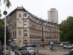 bank precinct (Dharmesh Thakker) Tags: bank building mumbai india bombay stock shares money economy dveloping