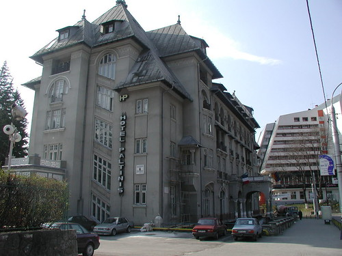 hotel in sinaia