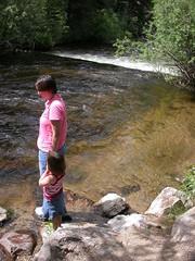 DSCN2705 (bmyers) Tags: colorado baldpate mountains mother daughter creek estespark