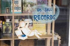 we sell records