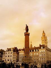 Au coeur de Lille - A mon grand-père...