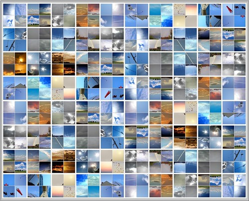 One Sky Photo Quilt:  October 1, 2005 by cobalt123, on Flickr