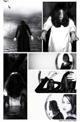 To Be Continued (soleá) Tags: mexico holland halloween terror supsense movie ring ringu samara scary horror video comic bw carlosbravo solea october 31october