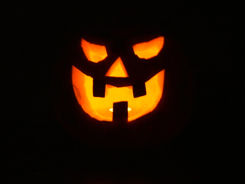 Pumpkin by SpindlierHades.
